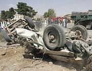 Negli ultimi mesi si sono moltiplicati gli attentati in Afghanistan (Ap)