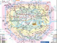 Mappa Metropolitana Londra