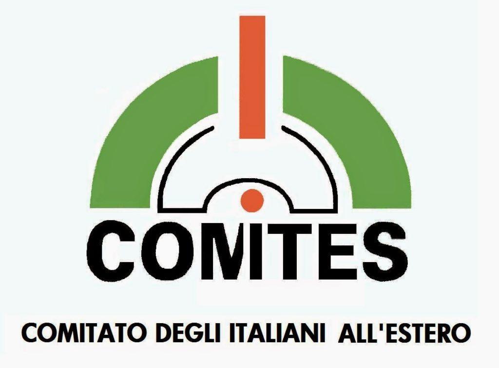 Logo del comites di ~Londra