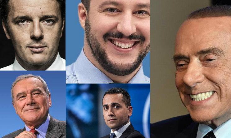 I politici italiani conoscono l 39 inglese promossi e bocciati for Lista politici italiani