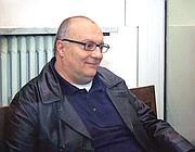 Angelo Izzo in tribunale a Campobasso nel 2008 (Ansa)